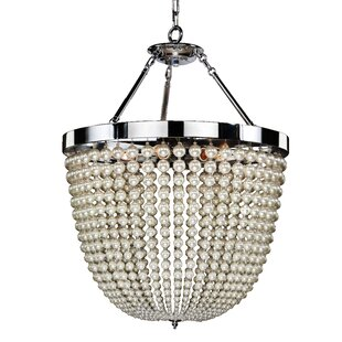 Moscato 6-Light Urn Pendant by Glow Lighting
