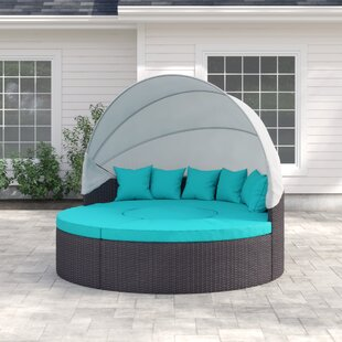 Brentwood Daybed with Cushions by Sol 72 Outdoor