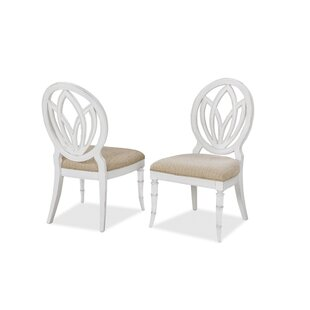 Isle of Palms Solid Wood Dining Chair (Set of 2)
