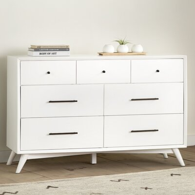 Admirable Langley Street Parocela 7 Drawer Dresser Inzonedesignstudio Interior Chair Design Inzonedesignstudiocom