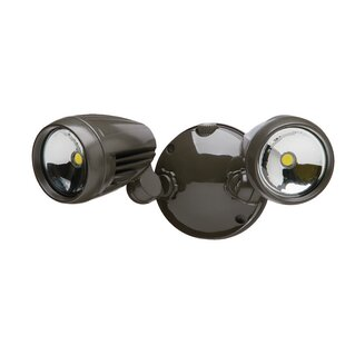 Heath-Zenith 10-Watt LED Outdoor Security Flood Light