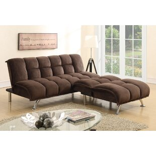 Knott Sleeper 2 Piece Living Room Set by A&J Homes Studio