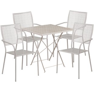 Zipcode Design Towanda 5 Piece Dining Set