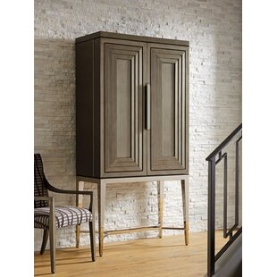 Ariana Cheval 2 Door Bar Cabinet