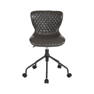 Alisha Task Chair by Wrought Studio Bargain