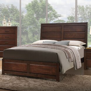 Latitude Run Schiffman Panel Bed