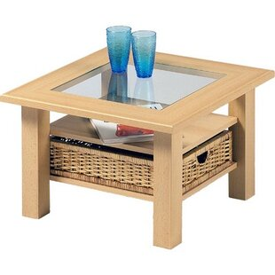 Macalla Coffee Table With Storage By Mercury Row