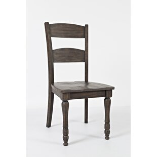 Westhoff Solid Wood Dining Chair (Set of 2)