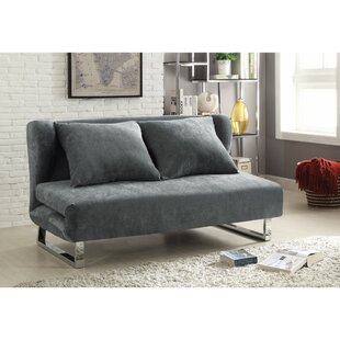 Deimel Convertible Sofa by Orren Ellis