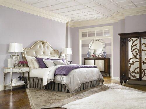 600+ Glam, Bedroom Design Ideas   Wayfair
