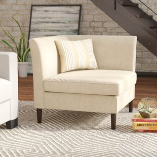 Brayden Studio Salma Slipper Chair