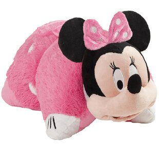 Disney Jumbo Minnie Mouse Floor Pillow