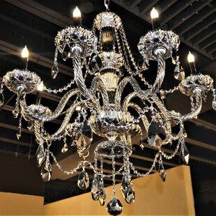 Astoria Grand Doggett 8-Light Candle Styl..