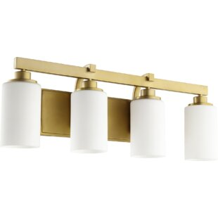 Quorum Lancaster 4-Light Vanity Light