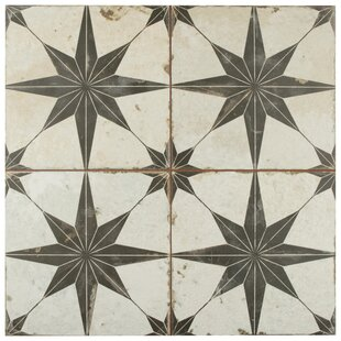 Royalty Galactic 17.63 inch  x 17.63 inch  Ceramic Field Tile