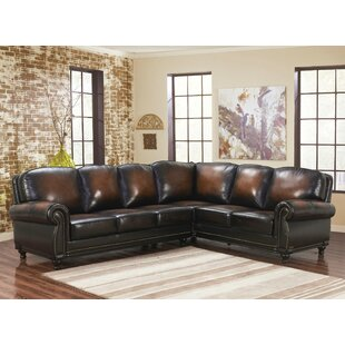 Boulton Right Hand Facing Sectional by Canora Grey