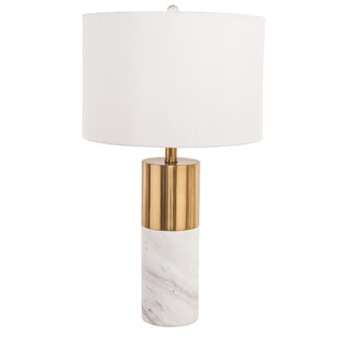 Shaffer Marble 26 Table Lamp