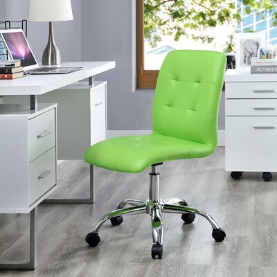 Leather Office Chairs You Ll Love Wayfair Ca