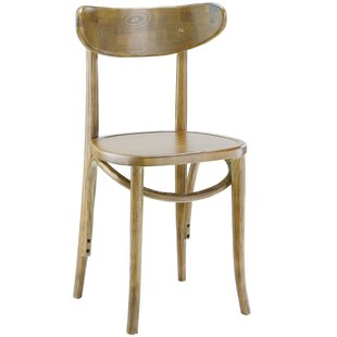Skate Solid Wood Dining Chair by Modway