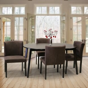 Fairchild 5 Piece Dining Set by Ebern Des..