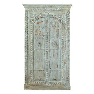 Sookdeo 2 Door Wardrobe By Bloomsbury Market