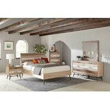Marisa Plaform Configurable Bedroom Set by Rosecliff Heights