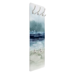 Sailor's Fog Wall Mounted Coat Rack By Symple Stuff