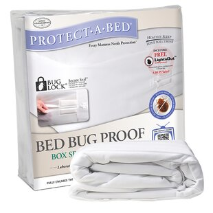 Protect-A-Bed Bed Bug Proof Box Spring En..