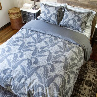 Thread Experiment Desert Springs 100% Cotton 2 Piece Reversible Comforter Set