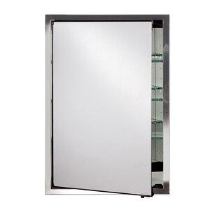 Compare & Buy Steel 15.5 x 28 Recessed Medicine Cabinet By Rebrilliant