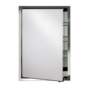 Buy luxury Steel 22 x 28 Recessed Medicine Cabinet By Rebrilliant