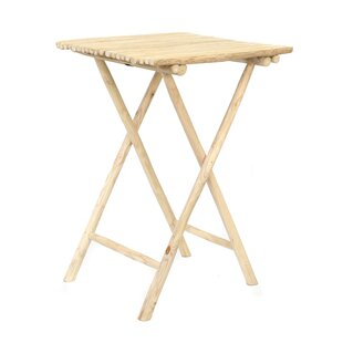 The Folding Wooden Dining Table By Bazar Bizar