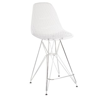 Sommers 26 Bar Stool Ebern Designs
