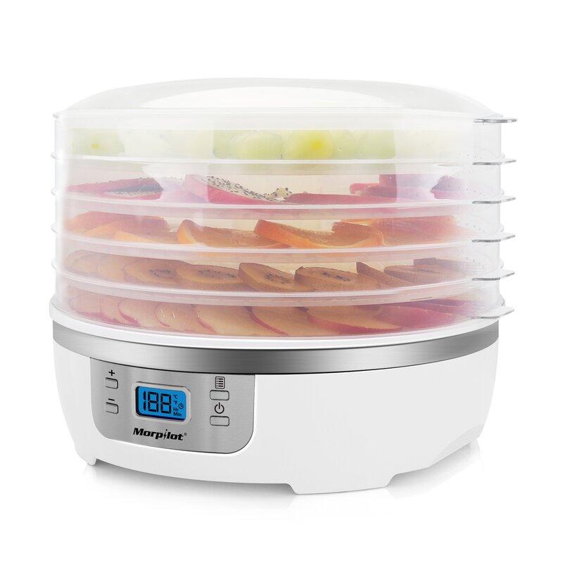 Morpilot Professional Multi-tier Kitchen Food Dehydrator Appliances
