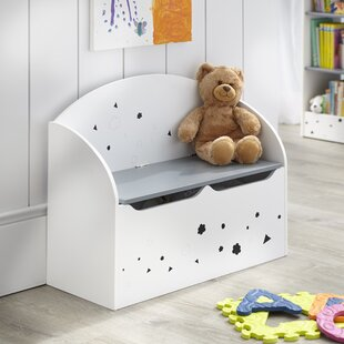 Price Check Camelford Toy Storage Bench By Harriet Bee