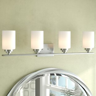 Inexpensive Hester 4-Light Vanity Light By Andover Mills