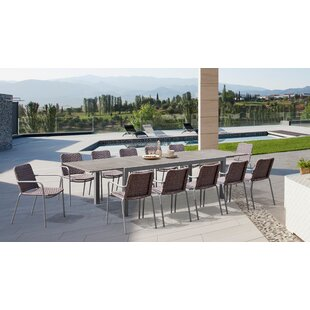 Ironwood 13 Piece Dining Set