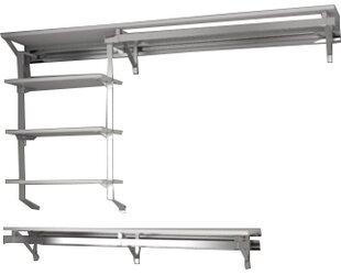 Arrange a Space Deluxe Heavy Duty Storage System