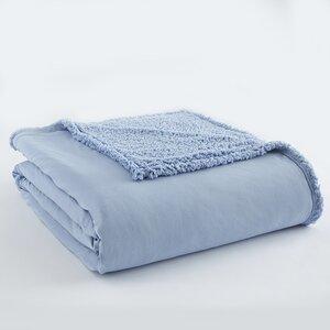 Micro Flannelu00ae Sherpa Blanket