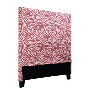 Holsey Wild Life Upholstered Panel Headboard By Zoomie Kids