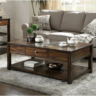 Best Reviews Diggins Coffee Table ByDarby Home Co