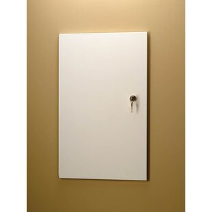 """Mohammad 15.75"""" W x 26"""" H Recessed Cabinet by"""