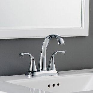 Rondo Centerset Lavatory Bathroom Faucet