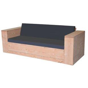 Juniper Lounge Bench By Gracie Oaks