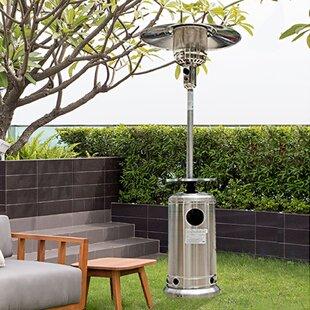 Kayla Propane Patio Heater By Belfry Heating