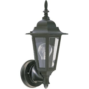 Dulvert 1-Light Outdoor Sconce by Charlton Home