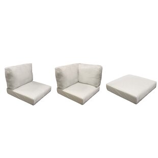 Barbados 22 Piece Outdoor Cushion Set By TK Classics