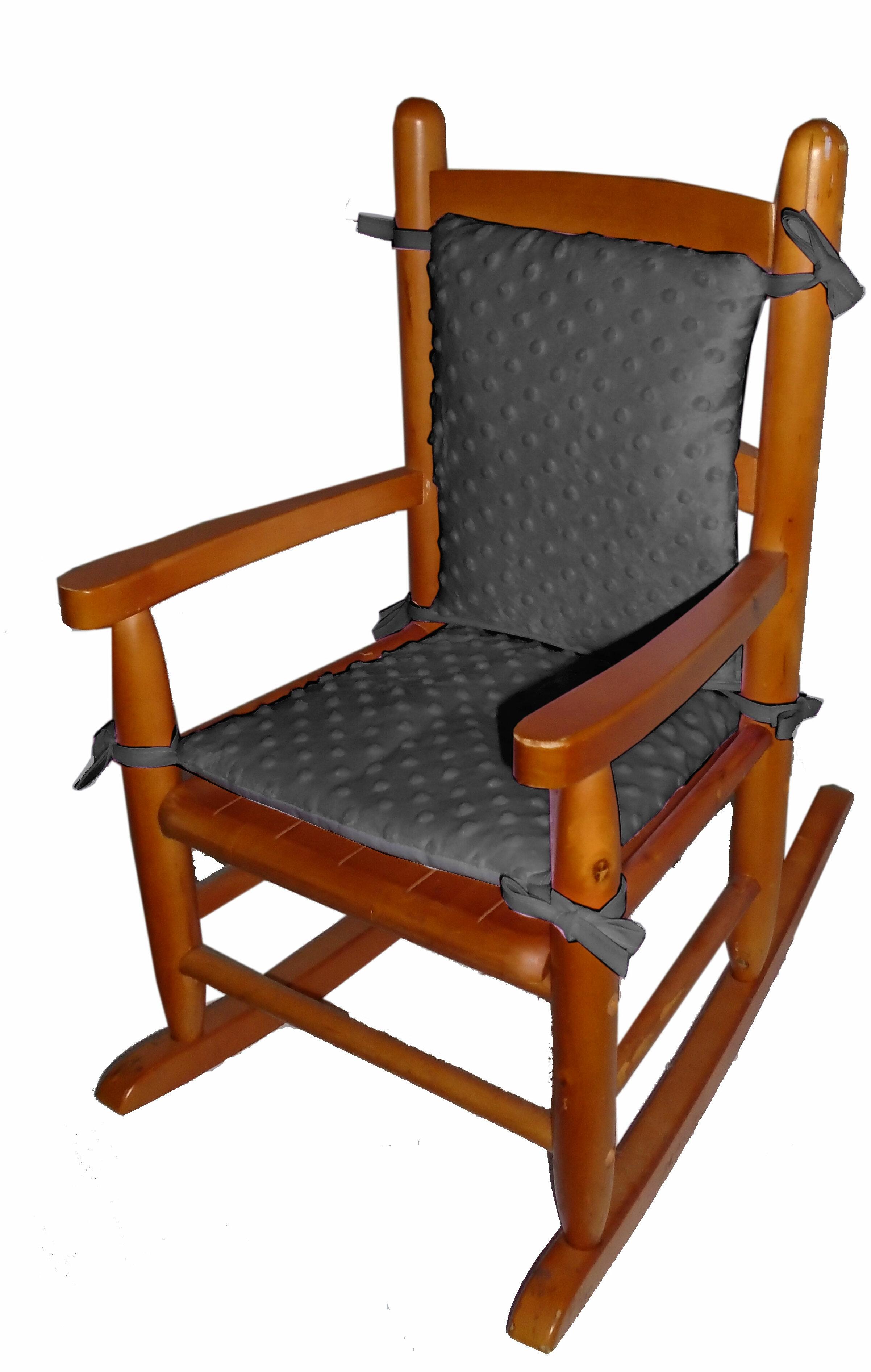 Fantastic Soft Junior Rocking Chair Cushion Inzonedesignstudio Interior Chair Design Inzonedesignstudiocom