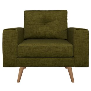 Binns Cross Weave Armchair by Corrigan Studio