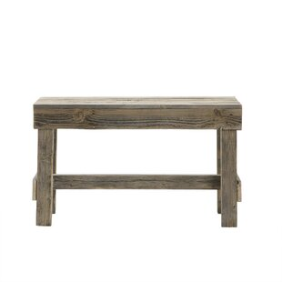 August Grove Marsh Wood Bench